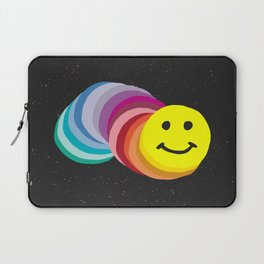 Smile Like You Mean It Laptop Sleeve
