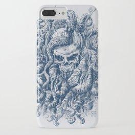 Mermaid Skull 2 iPhone Case