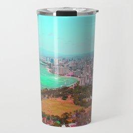 City colors Travel Mug