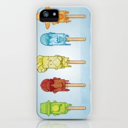 Sausage-cicles iPhone Case