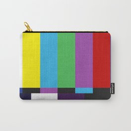 tv color bar Carry-All Pouch