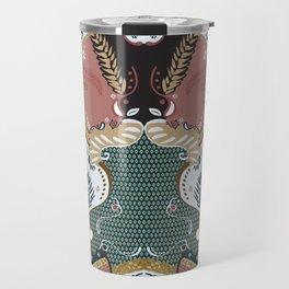 ss16 /// Handmade Arabesque I Travel Mug
