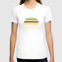 taco T-shirts featuring Taco by parallelish