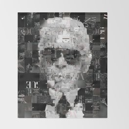 Karl Lagerfeld Throw Blanket