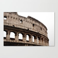 Colloseum Canvas Print
