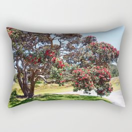 Pōhutukawa Rectangular Pillow