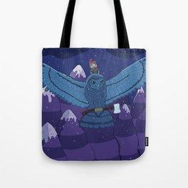 Lumber Owl Tote Bag