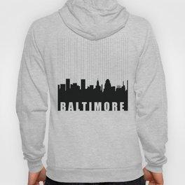 Baltimore Skyline Hoody