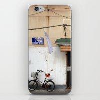 china iPhone & iPod Skins featuring CHINA by Sara Ahlgren