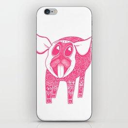 Puggy Bank iPhone Skin
