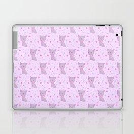 Candy Kitty Pattern Laptop & iPad Skin