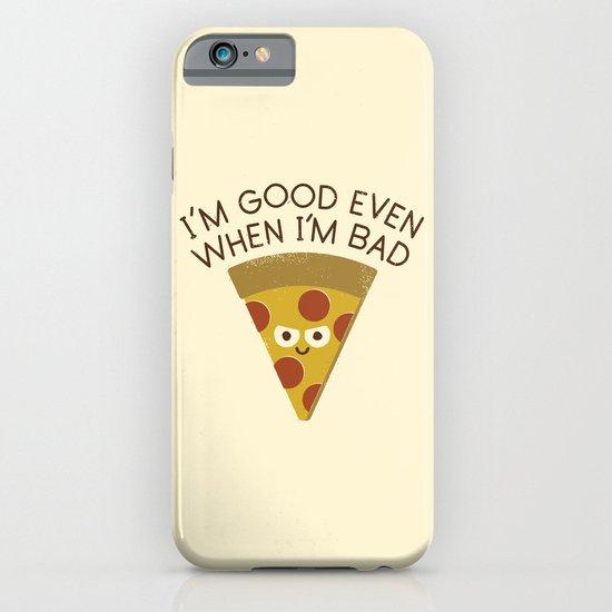 Mozzarelativity iPhone & iPod Case