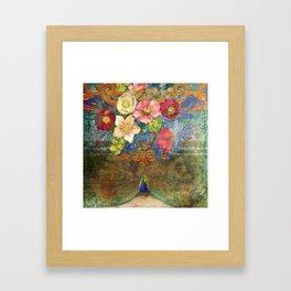 Incroyable Framed Art Print