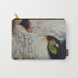 I Love You Cat Carry-All Pouch