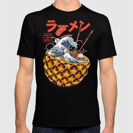 Great vibes ramen T-shirt