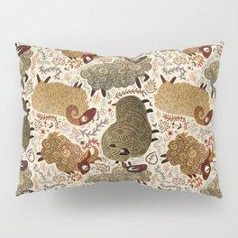 Grazing Sheep Pillow Sham