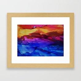 Calm the Storm Framed Art Print