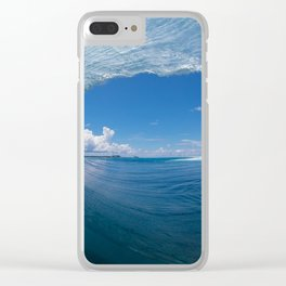 The Sea Eye Clear iPhone Case