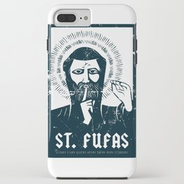 St. Fufas iPhone Case