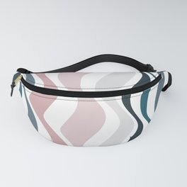 Abstract background 555 Fanny Pack
