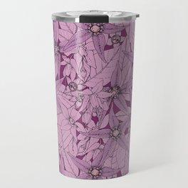 deadly nightshade purple Travel Mug