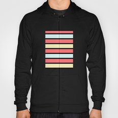 Color band 70's - Formica Stripe Hoody