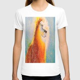 Happy lion T-shirt