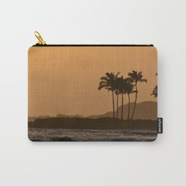 Sunset in Kauai Carry-All Pouch