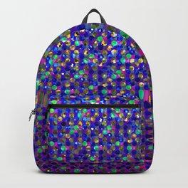Polka Dot Sparkley Jewels G263 Backpack