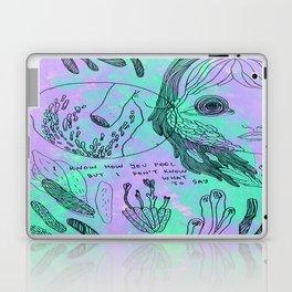 i know Laptop & iPad Skin