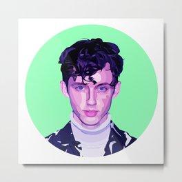 Troye Sivan Metal Print