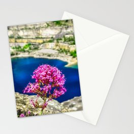 Pink Flower. Stationery Cards