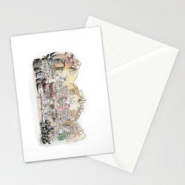 Thumbelina's house! Stationery Cards