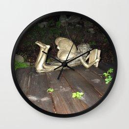 Prose Wall Clock