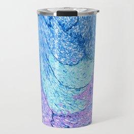 501 - Abstract Design Travel Mug