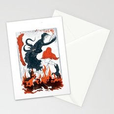 A Jersey Devil Haunting Stationery Cards