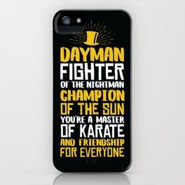 DAYMAN! iPhone Case
