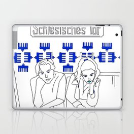 U-Bahnhof Schlesisches Tor Laptop & iPad Skin