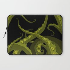 Subterranean Green Laptop Sleeve