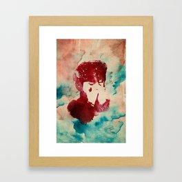 Nanou II Framed Art Print