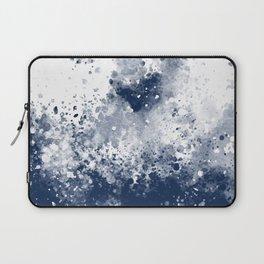 Dark Water Spash Laptop Sleeve