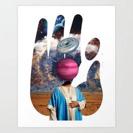 Sadahtay_Humble Art Print