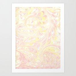 ebru Art Print