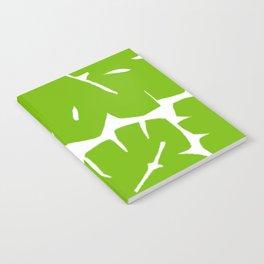 Jungle Leaf Notebook