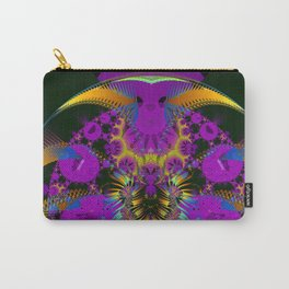 The Shrooms Are Working Carry-All Pouch