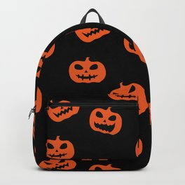 pumpkins pattern Backpack