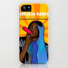 Azealia Banks Blows Up! Slim Case iPhone (5, 5s)