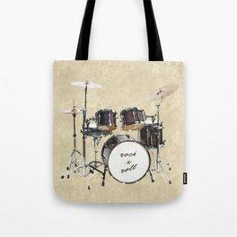 Drumkit Tote Bag