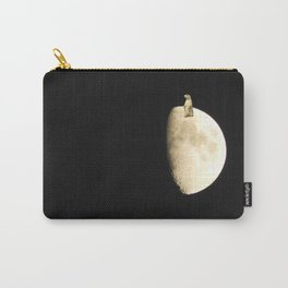 The First Prairie Dog on the Moon Carry-All Pouch