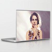 lana Laptop & iPad Skins featuring Lana by MartaDeWinter